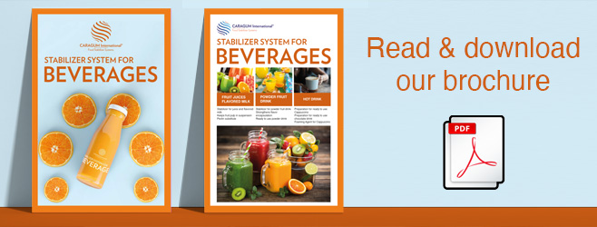brochure beverages