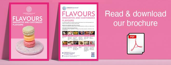 brochure flavours